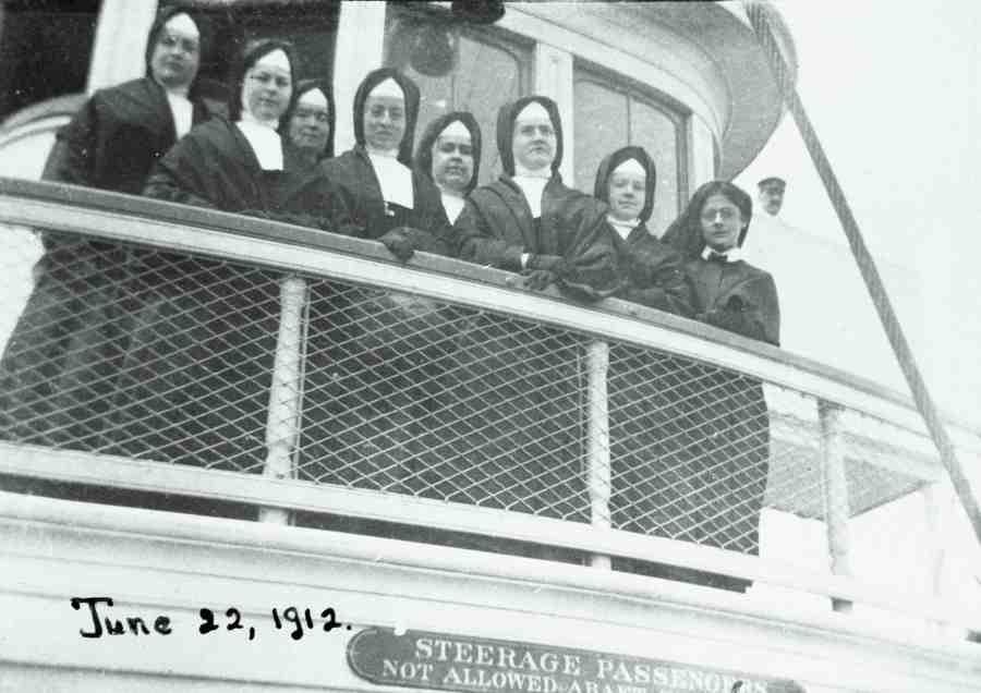 Sisters of St. Joseph of Orange on The Kilburn