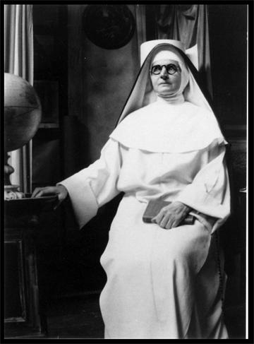 Sister Justina Niemierski